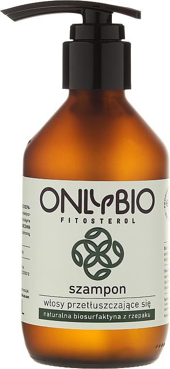 Shampoo für fettiges Haar - Only Bio Fitosterol Shampoo