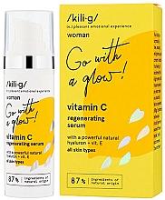 Düfte, Parfümerie und Kosmetik Regenerierendes Gesichtsserum mit Vitamin C - Kili·g Woman Vitamin C Regenerating Serum