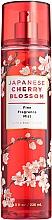 Düfte, Parfümerie und Kosmetik Parfümierter Körpernebel - Bath and Body Works Japanese Cherry Blossom