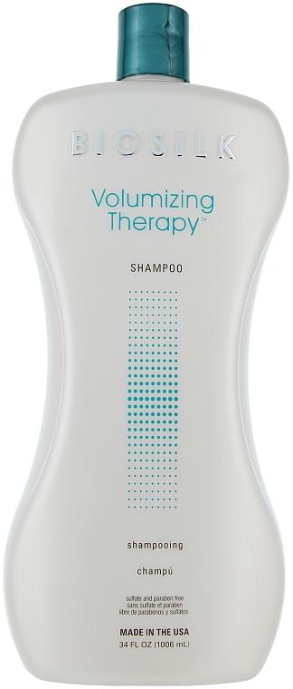 Volumen-Shampoo für feines Haar - BioSilk Volumizing Therapy Shampoo