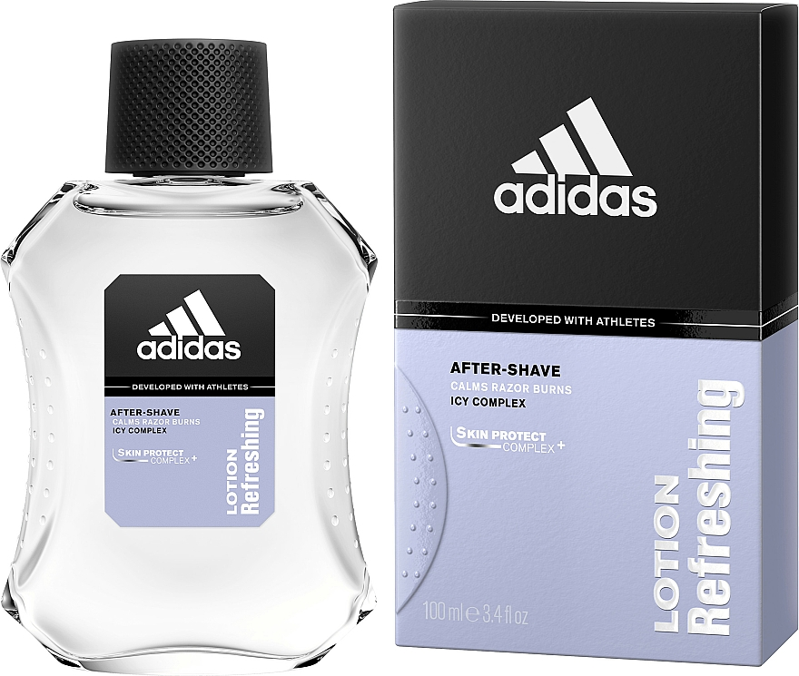 After Shave Lotion - Adidas Skincare After Shave Lotion Refreshing