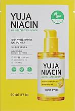 Düfte, Parfümerie und Kosmetik All-in-One-Schlafmaske gegen Pigmentflecken mit Yuja-Extrakten und Niacinamid - Some By Mi Yuja Niacin Brightening Sleeping