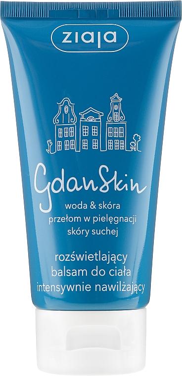 "Feuchtigkeitsspendender Körperbalsam ""Gdanskin"" - Ziaja GdanSkin"