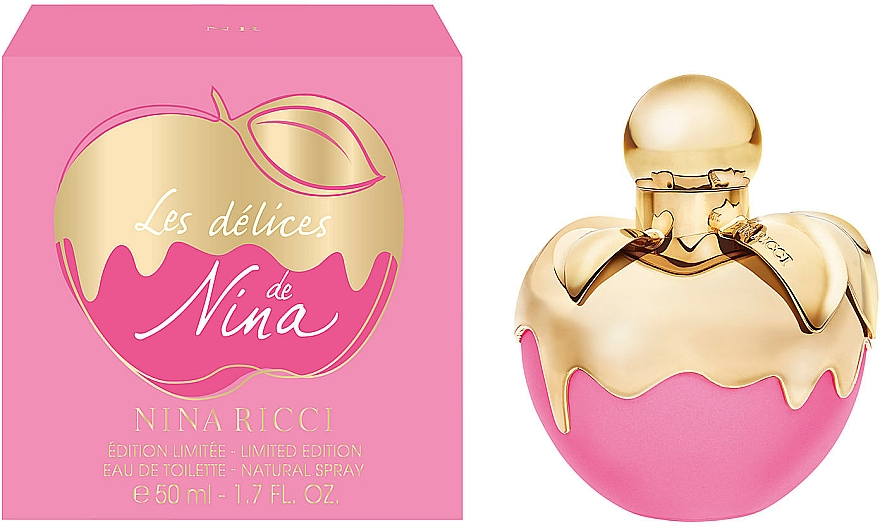 Nina Ricci Les Delices de Nina - Eau de Toilette