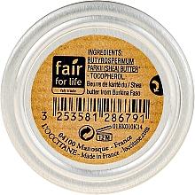 Körpercreme mit Sheabutter (Mini) - L'occitane Organic Pure Shea Butter — Bild N3