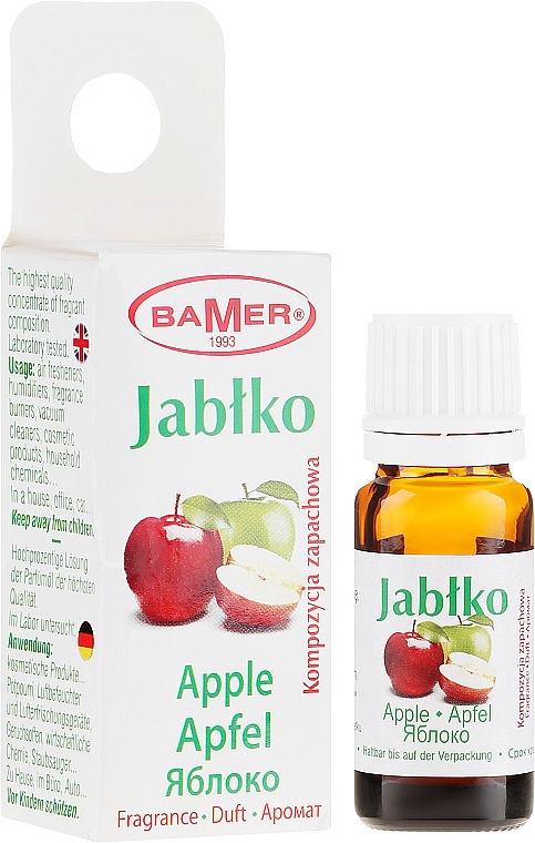 Ätherisches Öl Apfel - Bamer Apple Oil