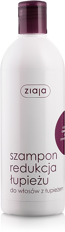 Anti-Schuppen Shampoo - Ziaja Shampoo