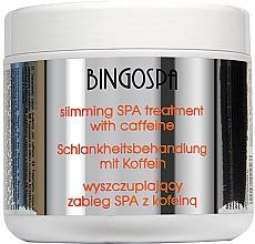 Düfte, Parfümerie und Kosmetik Schlankheitsbehandlung mit Koffein - BingoSpa