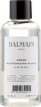 Düfte, Parfümerie und Kosmetik Feuchtigkeitsspendendes Haarelixier mit Arganöl - Balmain Paris Hair Couture Argan Moisturizing Elixir