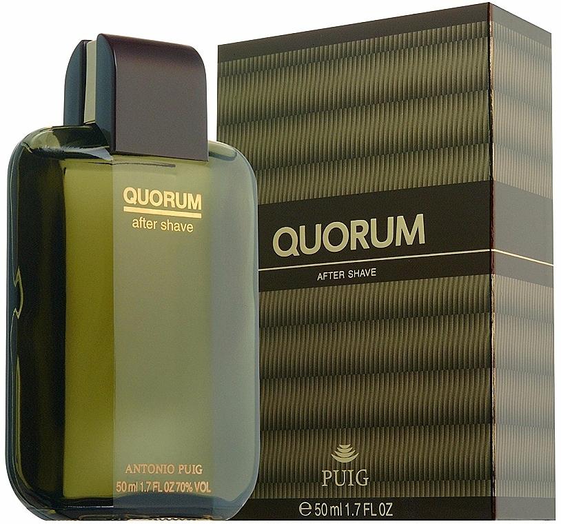 Antonio Puig Quorum - After Shave Lotion
