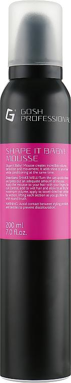 Haarmousse - Gosh Shape it Baby! Mousse