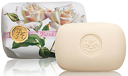 Düfte, Parfümerie und Kosmetik Kosmetische Seife Rose - Saponificio Artigianale Fiorentino Rose Soap