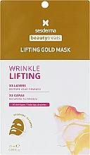 Düfte, Parfümerie und Kosmetik Goldmaske mit Kollagen - SesDerma Laboratories Beauty Treats Lifting Gold Mask