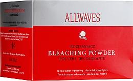 Düfte, Parfümerie und Kosmetik Aufhellpulver für Haare - Allwaves Bleaching Powder