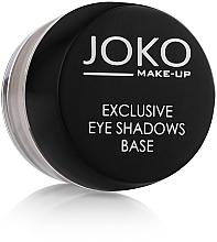 Düfte, Parfümerie und Kosmetik Lidschattenbase - Joko Exclusive Eye Shadows Base