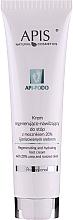 Düfte, Parfümerie und Kosmetik Regenerierende und feuchtigkeitsspendende Fußcreme mit 20% Harnstoff und ionisiertem Silber - Apis Professional Api-Podo 20%