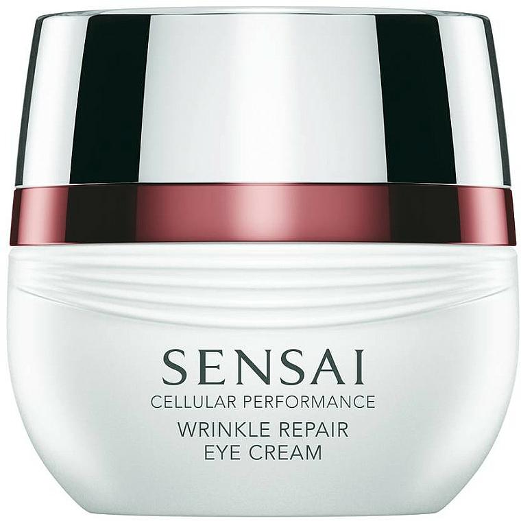 Anti-Falten Augencreme - Kanebo Sensai Cellular Performance Wrinkle Repair Eye Cream — Bild N1