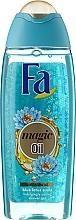 Düfte, Parfümerie und Kosmetik Duschgel - Fa Magic Oil Blue Lotus Scent Shower Gel