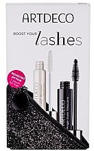Düfte, Parfümerie und Kosmetik Make-up Set (Wimperntusche 10ml + Mascara Base 10ml + Kosmetiktasche) - Artdeco Angel Eyes