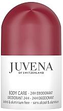 Düfte, Parfümerie und Kosmetik Deo Roll-on Antitranspirant - Juvena Body Care 24H Deodorant
