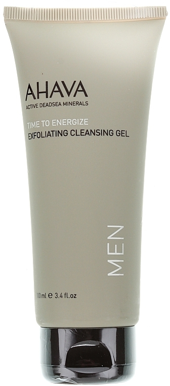 Exolierendes Gesichtsreinigungsgel für Männer - Men Exfoliating Cleansing Gel