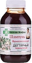 Düfte, Parfümerie und Kosmetik Dermatologisches Shampoo gegen Seborrhoe - Rezepte der Oma Agafja