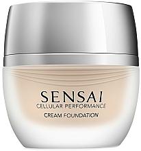 Düfte, Parfümerie und Kosmetik Cremige Foundation - Kanebo Sensai Cellular Performance Cream Foundation