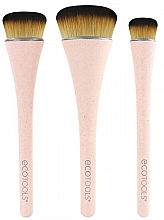 Düfte, Parfümerie und Kosmetik Make-up Pinselset 3 St. - EcoTools 360 Ultimate Blend