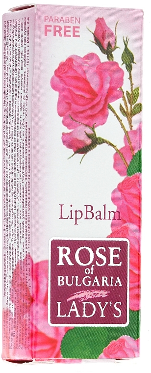 Lippenbalsam - BioFresh Rose of Bulgaria Lip Balm