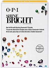 Düfte, Parfümerie und Kosmetik Dekorative Kristalle für Nageldesign - O.P.I. Swarovski Premium Crystal Kit