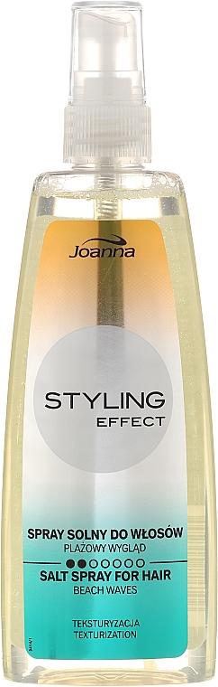 Haarspray mit Meersalz für alle Haartypen - Joanna Styling Effect Fluorescent Line Texturizing Salt Spray