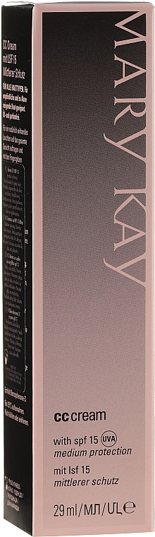 Multifunktionale CC Creme LSF 15 - Mary Kay CC Cream