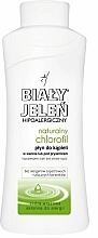 Düfte, Parfümerie und Kosmetik Hypoallergener Badeschaum mit Chlorophyll - Bialy Jelen Hypoallergenic Bath Lotion