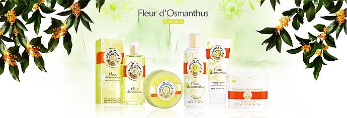 Erfrischendes Duschgel mit Osmanthusblüte - Roger and Gallet Fleur d'Osmanthus Fresh Shower Gel — Bild N5