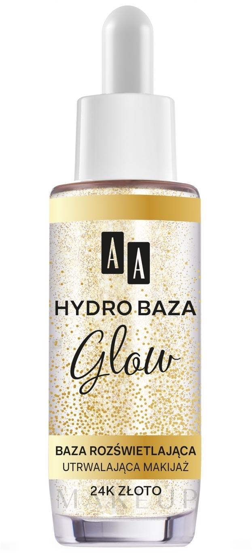 Make-up Base - AA Hydro Baza Glow — Bild 30 ml