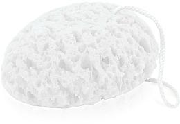 Düfte, Parfümerie und Kosmetik Badeschwamm oval weiß 6009 - Donegal Bath Sponge