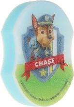 Düfte, Parfümerie und Kosmetik Kinder-Badeschwamm Paw Patrol Chase - Suavipiel Paw Patrol Bath Sponge