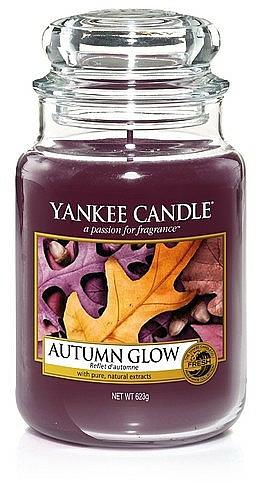 Duftkerze im Glas Autumn Glow - Yankee Candle Autumn Glow Jar