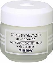 Düfte, Parfümerie und Kosmetik Feuchtigkeitscreme mit Gurkenextrakt - Sisley Moisturizer WIth Cucumber