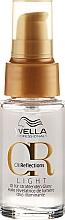 Düfte, Parfümerie und Kosmetik Leichtes Haaröl für Glanzreflexe in feinem bis normalem Haar - Wella Professionals Oil Reflection Light