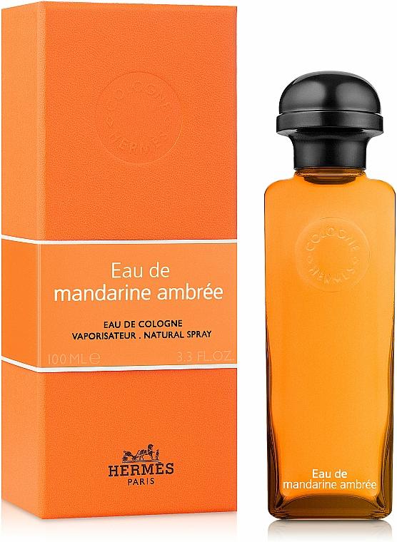 Hermes Eau de Mandarine Ambree - Eau de Cologne — Bild N1