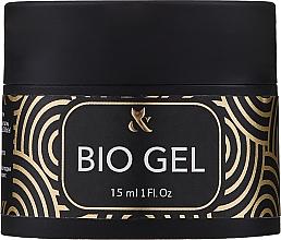 Düfte, Parfümerie und Kosmetik 3in1 Bio UV/LED Aufbau- und Versiegelungsgel - F.o.x Bio Gel 3 in 1 Base Top Builder