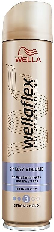 Haarlack für mehr Volumen Starker Halt - Wella Pro Wellaflex Volume — Bild N1