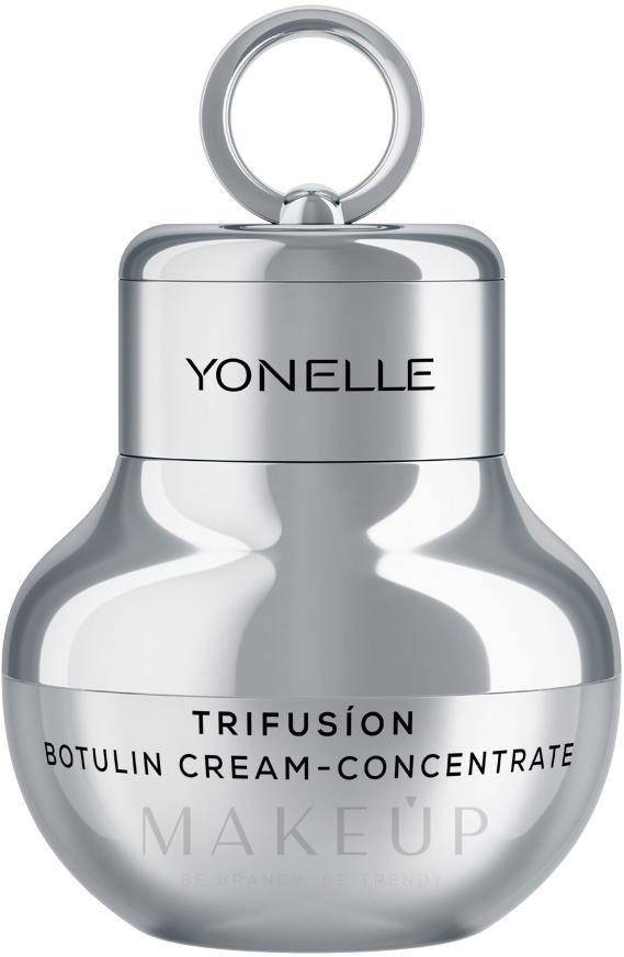 Creme-Konzentrat für das Gesicht - Yonelle Trifusion Botulin Cream-Concentrate — Bild 45 ml