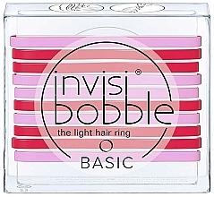 Düfte, Parfümerie und Kosmetik Haargummi-Set - Invisibobble Basic Jelly Twist