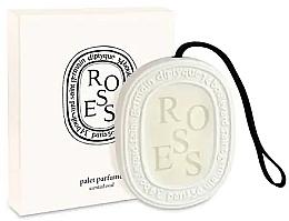 Düfte, Parfümerie und Kosmetik Raumerfrischer mit Rosenduft - Diptyque Roses Scented Oval