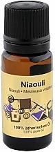 Düfte, Parfümerie und Kosmetik Ätherisches Niaouliöl - Styx Naturcosmetic