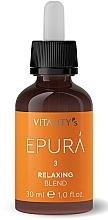 Düfte, Parfümerie und Kosmetik Entspannendes Haarkonzentrat - Vitality's Epura Relaxing Blend