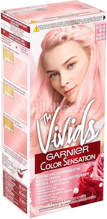 Permanente Haarfarbe - Garnier Color Sensation Vivids
