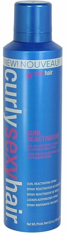 Locken-Auffrischer-Spray - SexyHair CurlySexyHair Curl Reactivator